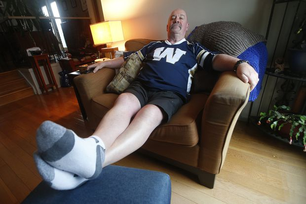 Blue Bomber fan longs for his shorts pledge to end with a Grey Cup win