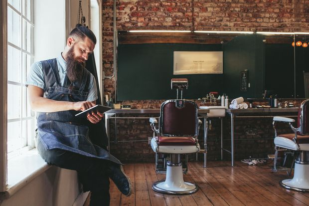 A cut above: Traditional barbershops are back