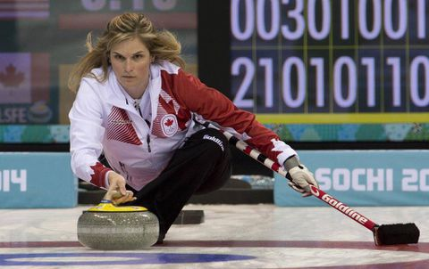 Jones aims to make Canadian curling history at world championships