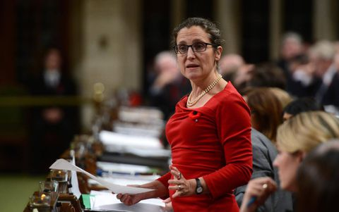 Canada sanctions 52 human-rights violators under new Magnitsky law