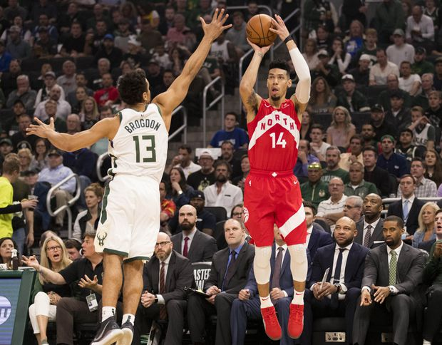 Trust Me Raptors Danny Green Determined To Put Shooting Woes Behind Him The Globe And Mail