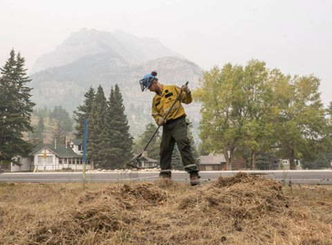 Special air quality statement issued for Calgary as fires continue