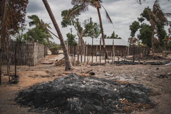 Russian mercenaries regroup after setback in Mozambique