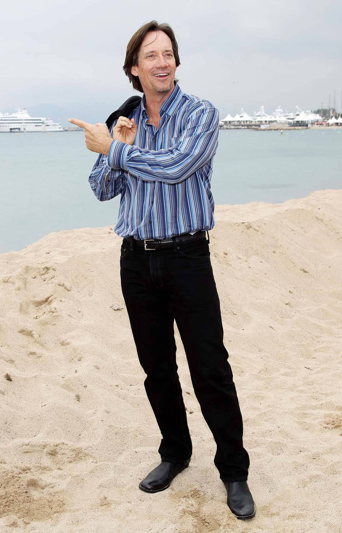 It's Friday, and Kevin Sorbo is at the Cannes Film Festival. The end.