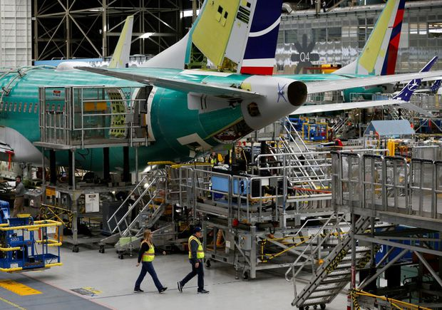 Boeing 737 MAX training changes are 'suitable'