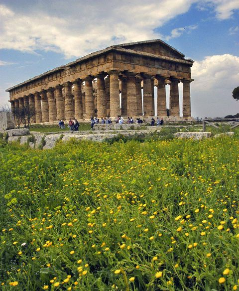 Bet you never thought you could find ancient Greece in Italy