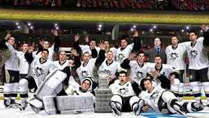 EA Sports NHL 12 simulation