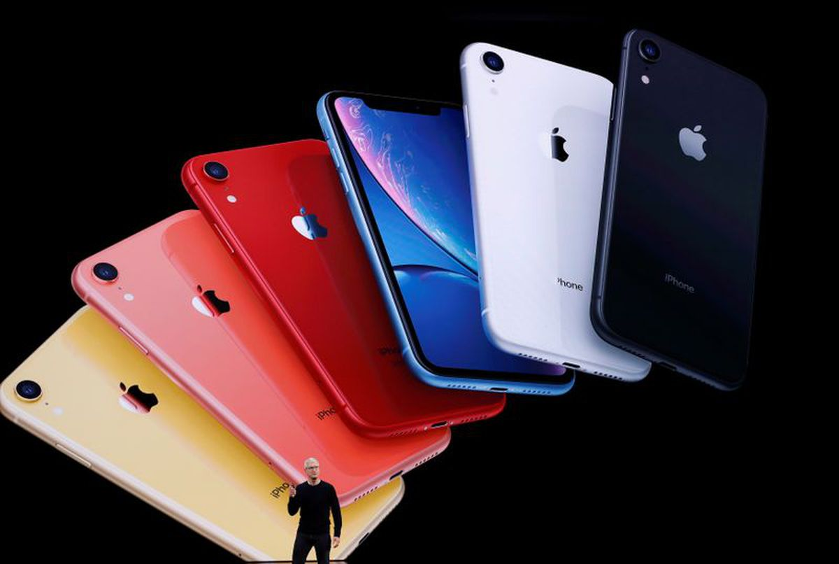 Apple iPhone sales return to growth, pushing profits above expectations