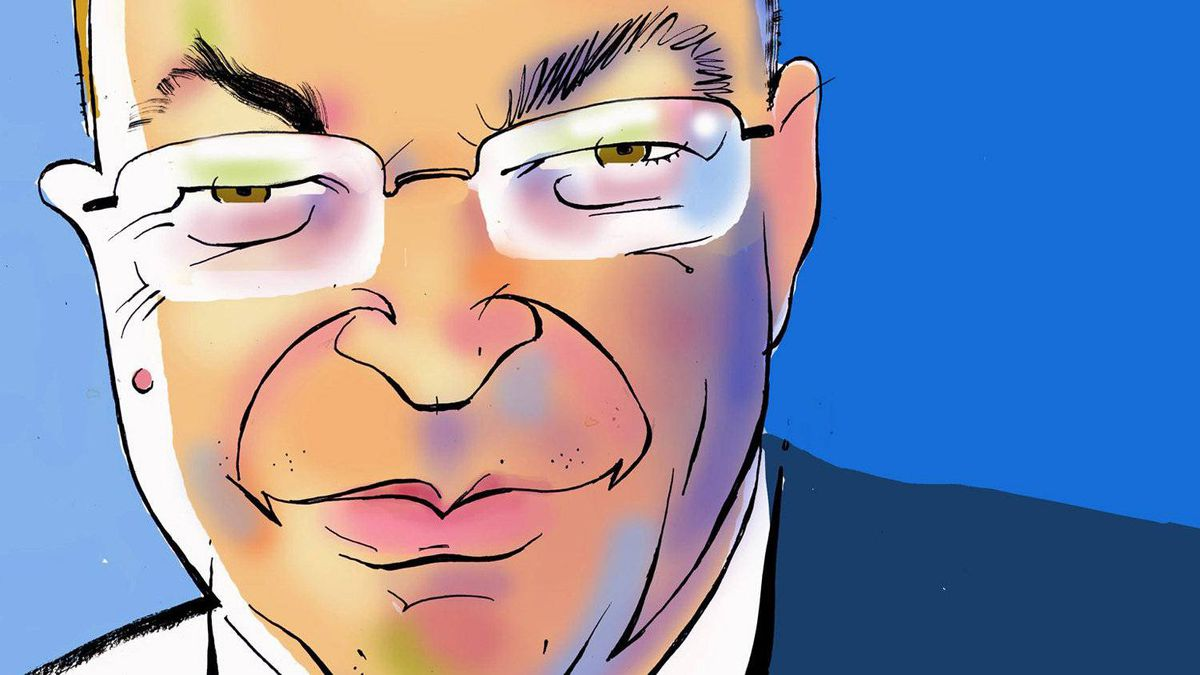Stephen Elop by Anthony Jenkins