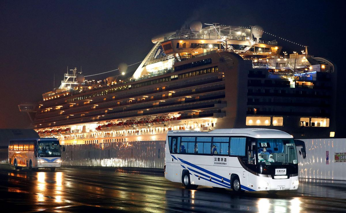 Quarantining passengers on a cruise ship has backfired, and we must learn lessons
