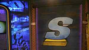 Score Media's studio in Toronto.