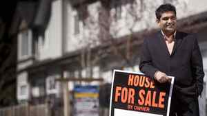 Mayur Arora of Surrey, B.C., recently got out of the restaurant business and took up real estate.