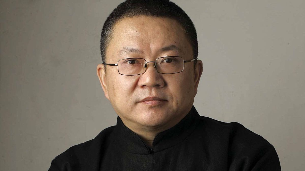 Chinese architect Wang Shu, is shown. Shu, whose buildings have been praised for their commanding presence and careful attention to the environment, has won the 2012 Pritzker Architecture Prize, the prize's jury announced Monday, Feb. 27, 2012.
