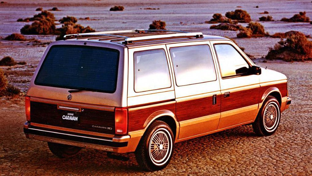 In Pictures A History Of The Once Popular Minivan The Globe And Mail