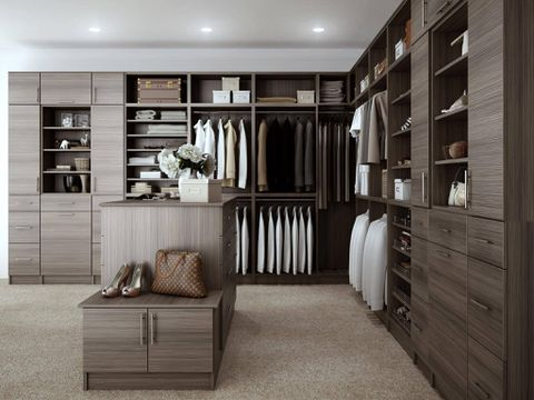 How to turn your spare room into the ultimate walk-in closet
