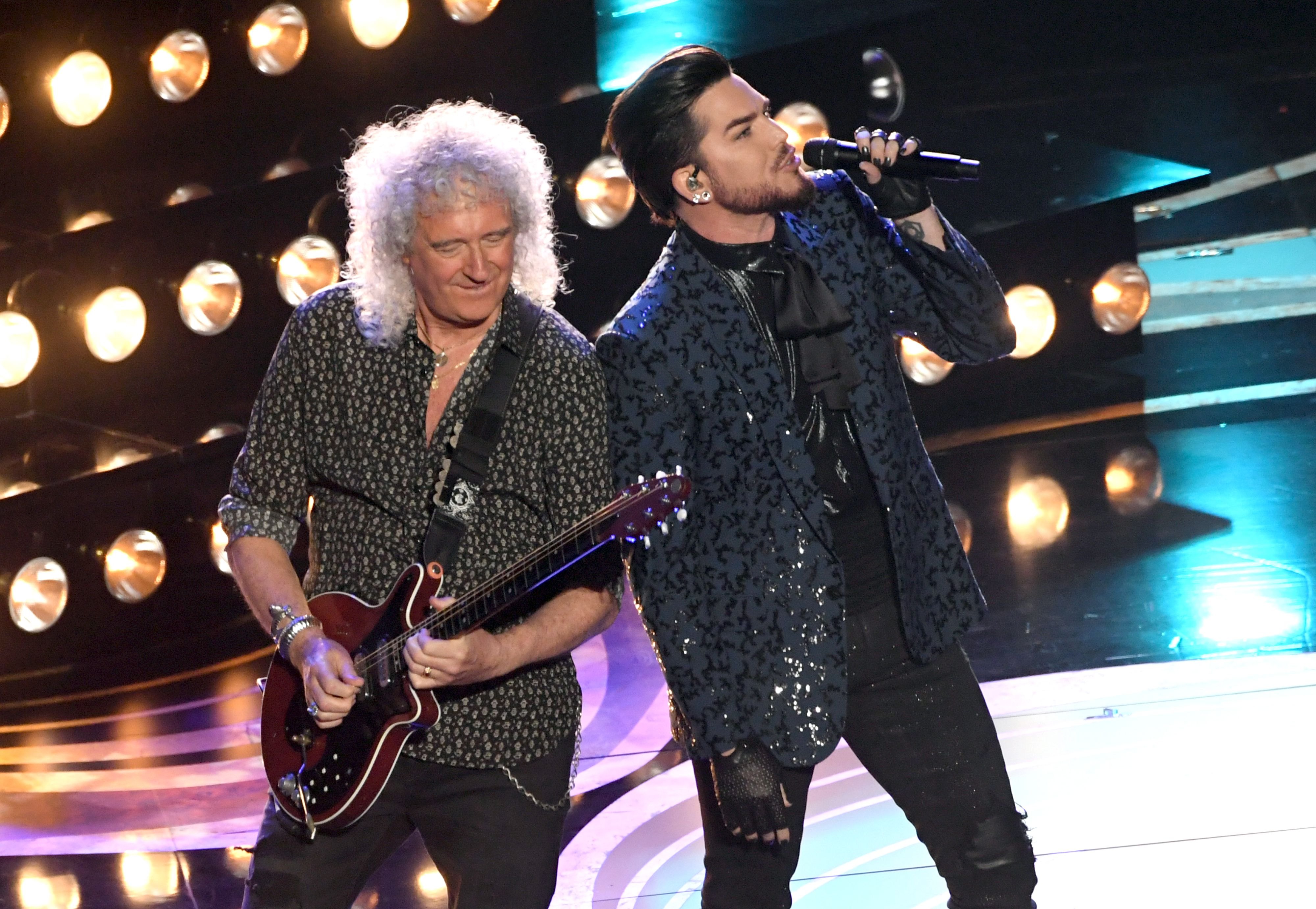 Adam Lambert makes an impression on Rhapsody Tour with Queen
