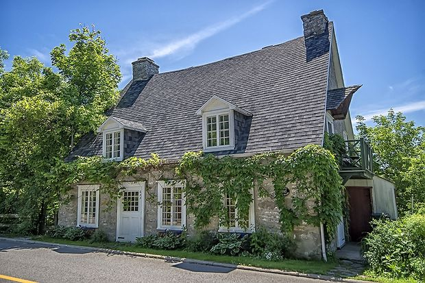 Home of the Week: An old-world house outside Quebec City ...