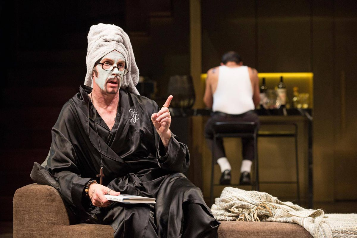 a review of the comedy play tartuffe Tartuffe reviews: tartuffe the deluded family at the heart of this famous 17th century french comedy has newell's take on tartuffe, a play that.
