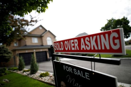 Canadian home prices could climb 14 per cent in pandemic's second year as low rates stoke demand, CMHC says