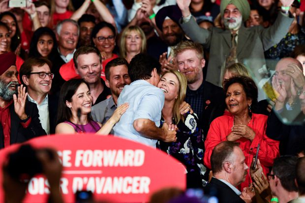 Trudeau makes Vancouver first stop of election campaign, setting stage for race in B.C.