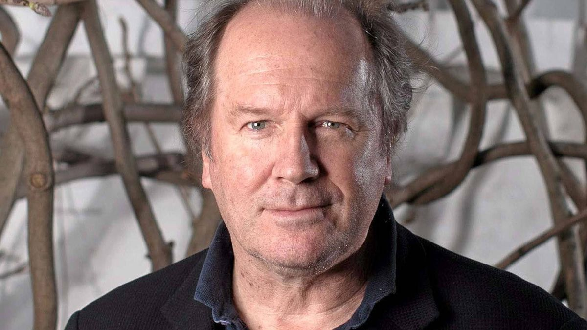 William Boyd near his home in Chelsea, London