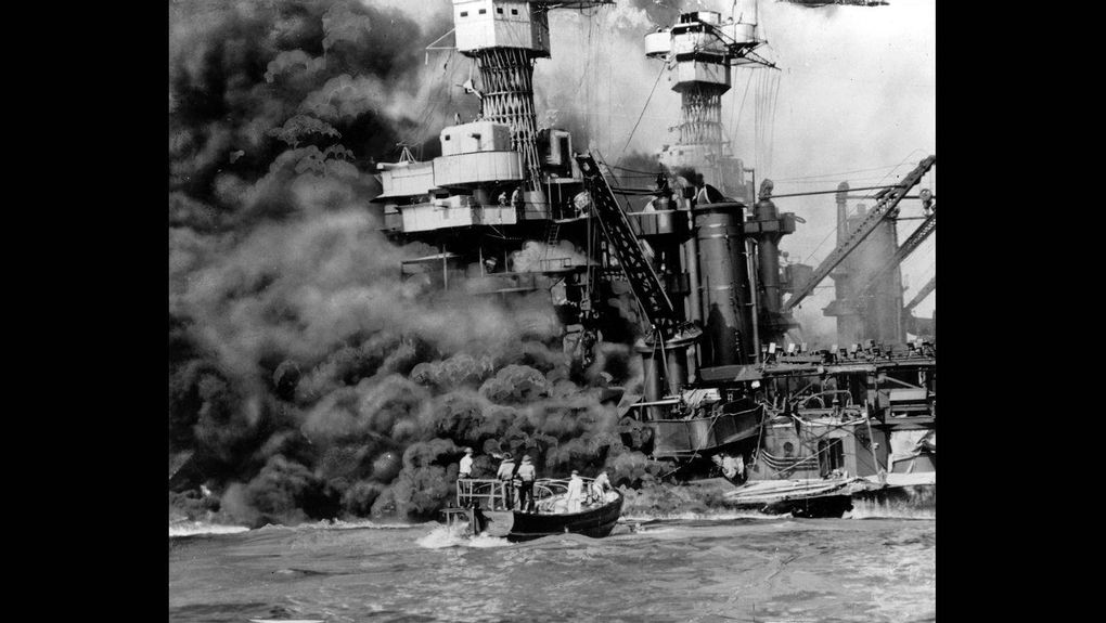essays on the pearl harbor