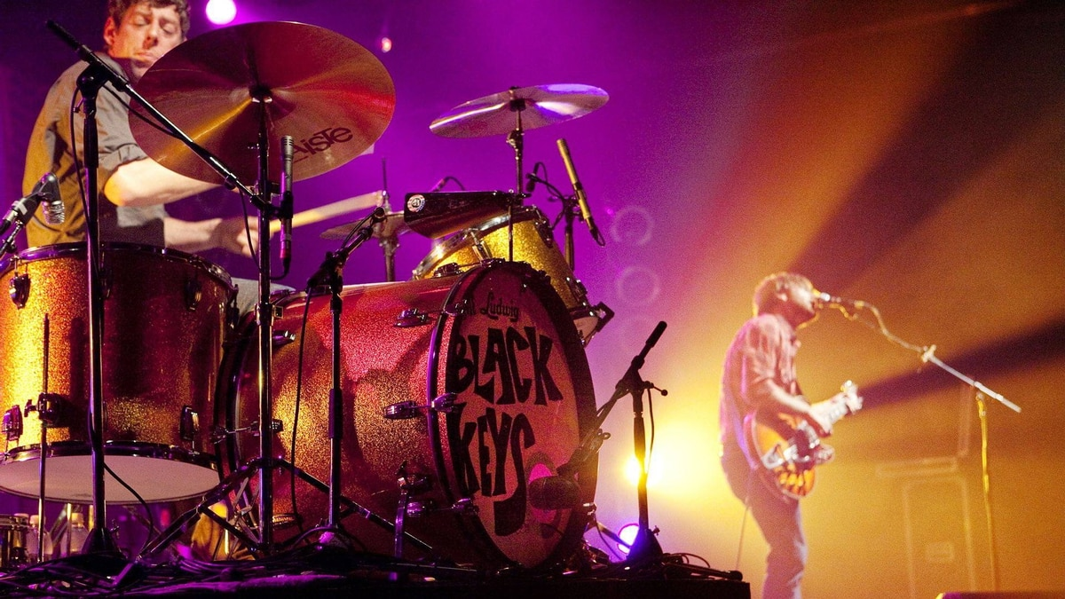 The Black Keys perform at Kool Haus in Toronto on August 3, 2010.