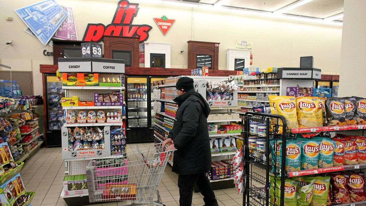 Canadian Tire's failure to embrace food more widely underlines the challenges of non-grocers in stepping into the category.