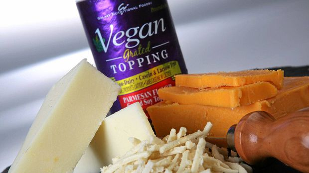 Vegan cheese and fake meat: A recipe for food appropriation?