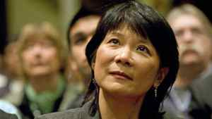 Olivia Chow in Toronto, Jan. 9, 2012.