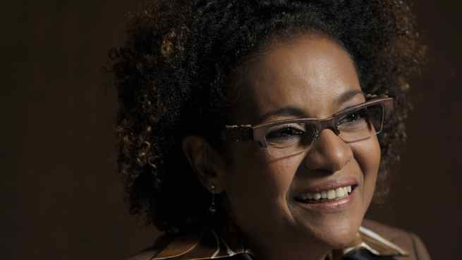 Michaelle Jean, former Governor General for Canada is photographed on Oct. 27, 2011 during an interview at the King Edward Hotel in downtown Toronto.