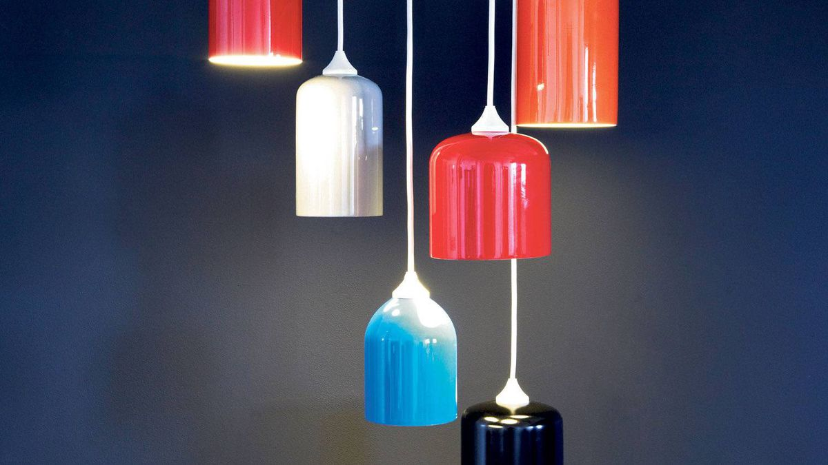 The energy-efficient Tank Lights: equal parts whimsy and innovation.