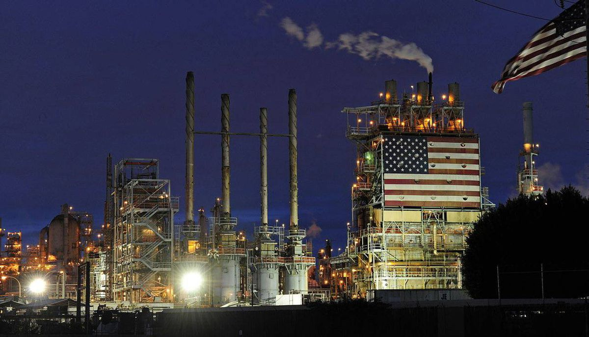 The BP PLC Carson refinery in Carson, Calif. The debate is heating up in the United States about whether more oil drilling should be on the agenda for America's energy policy.
