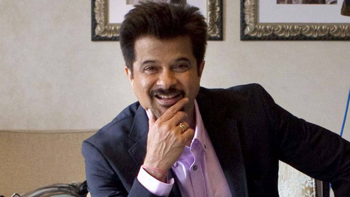 Indian actor Anil Kapoor in Toronto on June 22, 2011: He's here for the International Indian Film Academy awards.