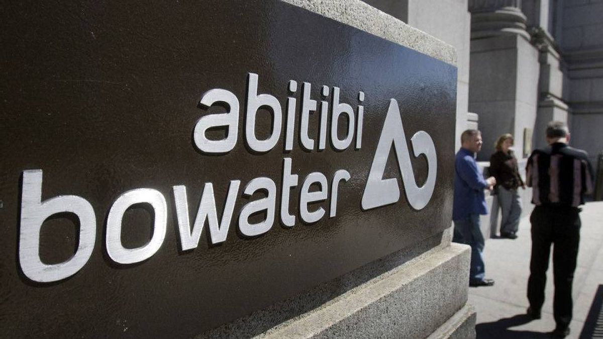 AbitibiBowater head office in Montreal