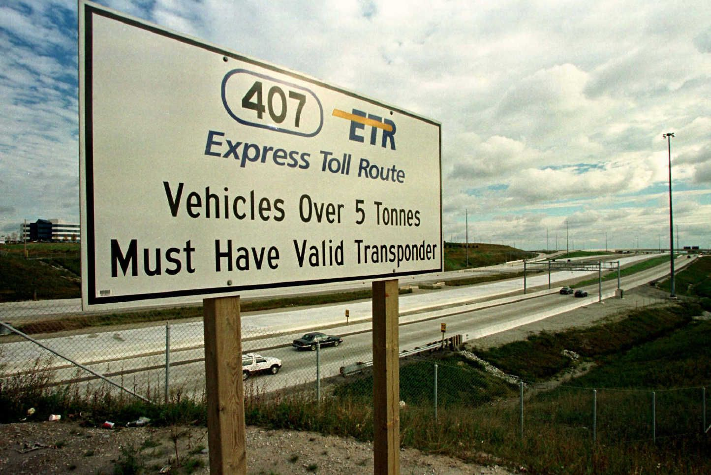 SNC-Lavalin to sell stake in Ontario's Highway 407 - The Globe and Mail