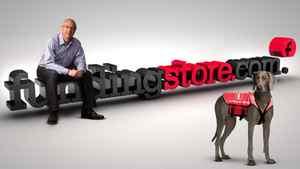 FundingStore.com president Michael Badham