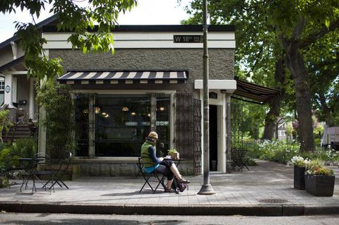 A reincarnation of the corner market in Vancouver