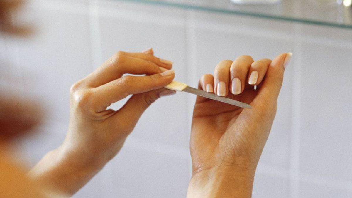 Как сделать красивую форму ногтей на руках фото пошагово