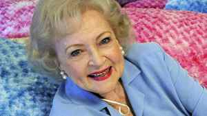 Actress Betty White poses for a photograph in Los Angeles, California in this May 26, 2010 file photo.
