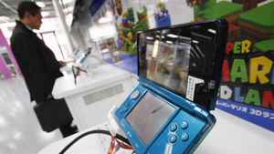 Sales of the Nintendo 3DS have not been as strong as the company anticipated, and projections for full-year 3DS sales have been revised downward.