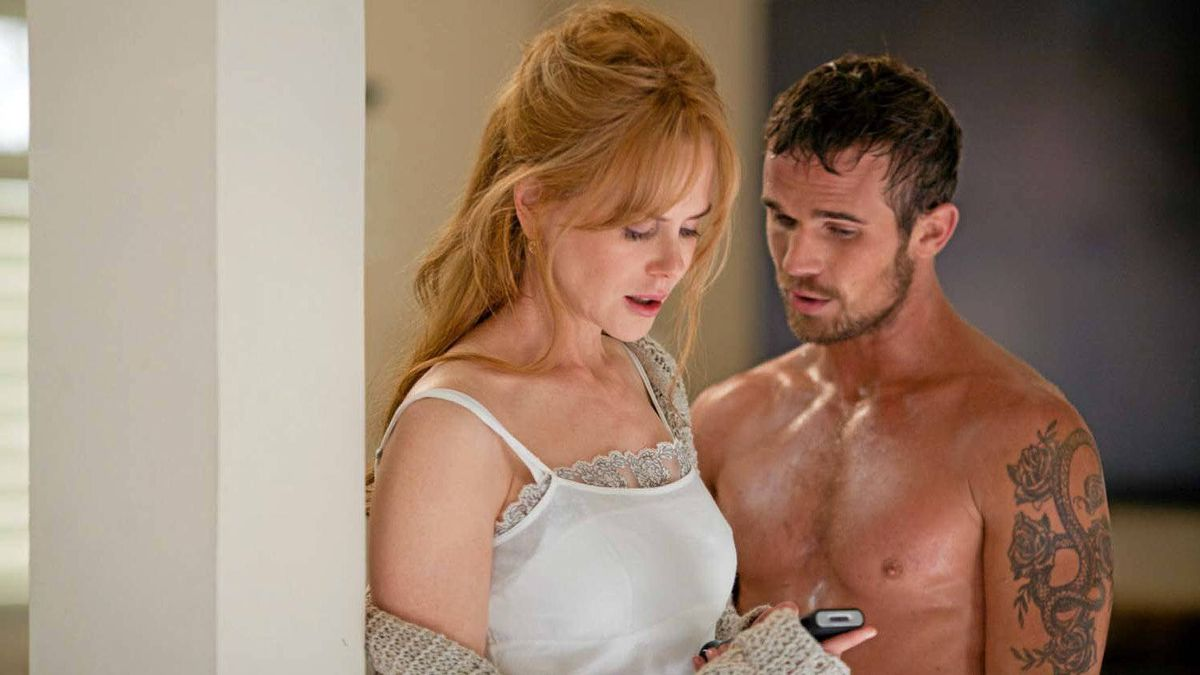 """Nicole Kidman and Cam Gigandet in a scene from """"Trespass."""""""