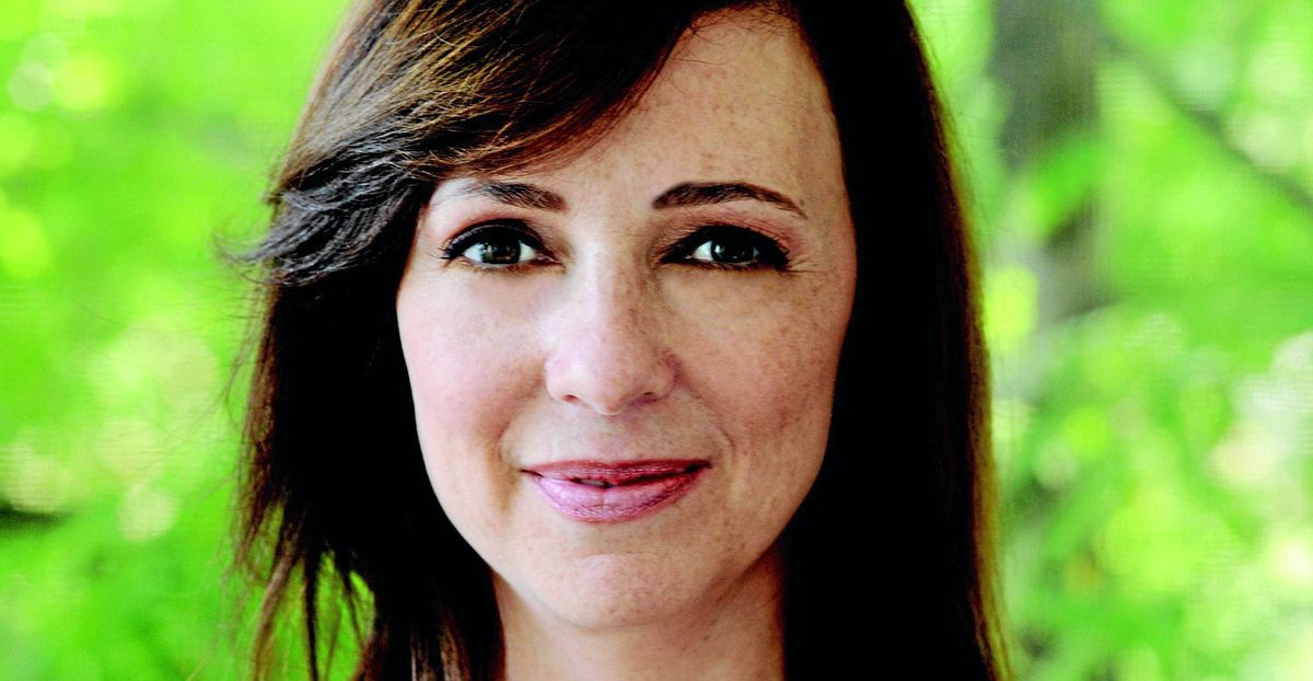 Susan Cain, author of Quiet: The Power of Introverts in a World That Can't Stop Talking, out Jan. 24.