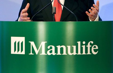 Crazy Volume Spikes for: Manulife Financial Corporation (NYSE:MFC)