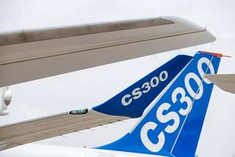 EgyptAir, Bombardier sign letter of intent for CSeries jets