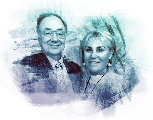It's been a year since Barry and Honey Sherman were killed