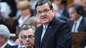 Minister of Finance Jim Flaherty delivers the federal budget in the House of Commons on Parliament Hill in Ottawa on Thursday, March 29, 2012. THE CANADIAN PRESS/Sean Kilpatrick