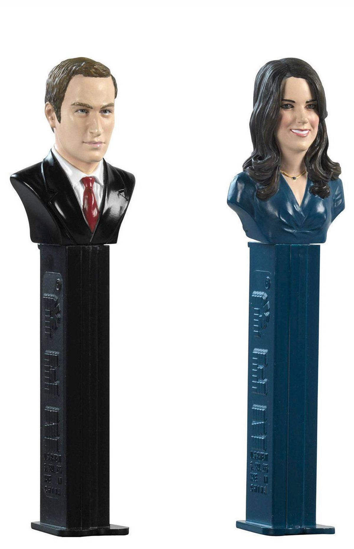 The PEZ were even better.
