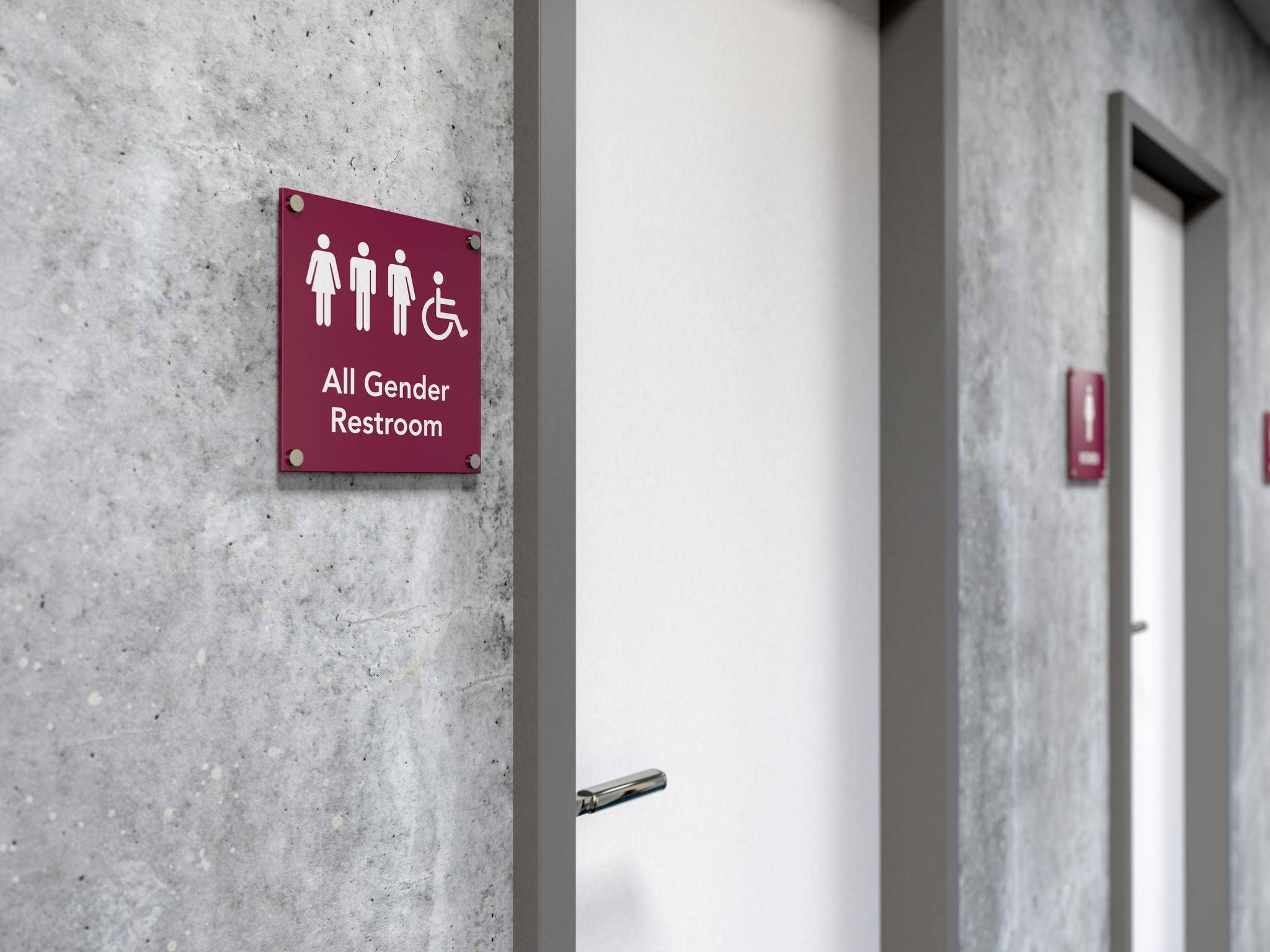All-gender washroom a big sign of inclusion in these Canadian