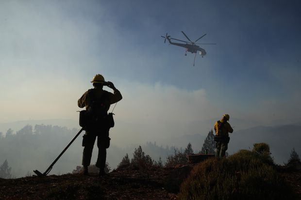 California's new normal on wildfires: ready to run, ready to fight